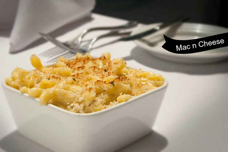 Oscar's Steakhouse Mac and Cheese