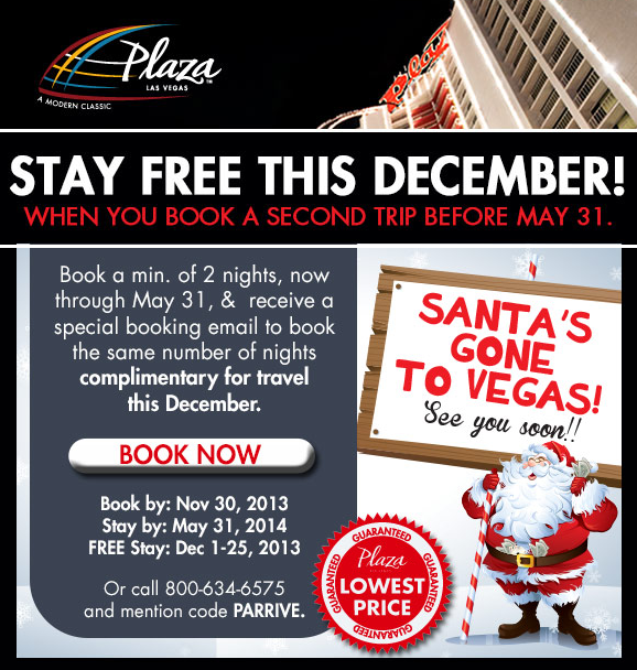 Free Vegas Stay!