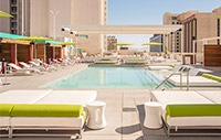 Hotel Services - Pool at the Plaza