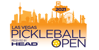 2021 Las Vegas Pickleball Open Logo