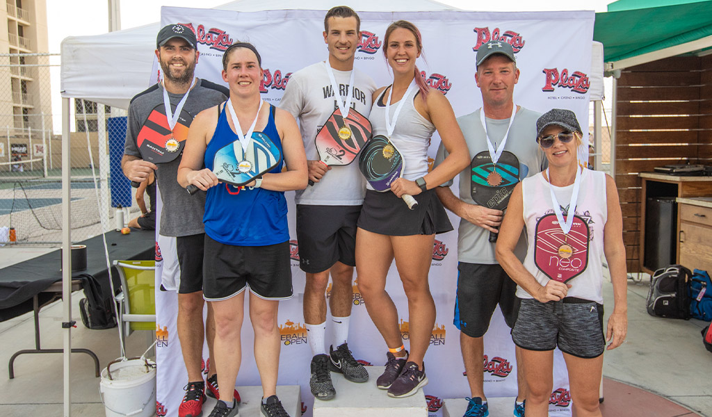 Las Vegas Pickleball Open 2020