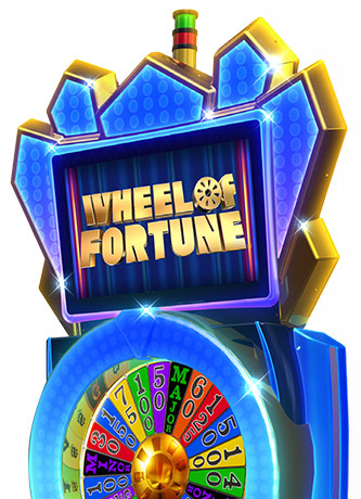 Wheel Of Fortune - Double Diamond 3D