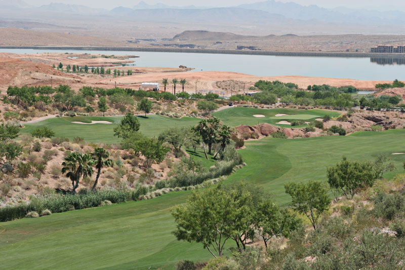 play golf fathers day in las vegas
