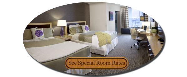 See Special Room Rates