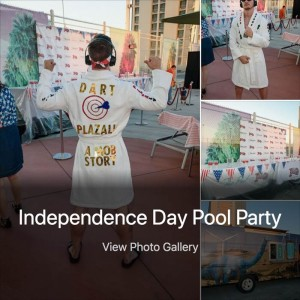 Plaza Hotel & Casino Independence Day Pool Party