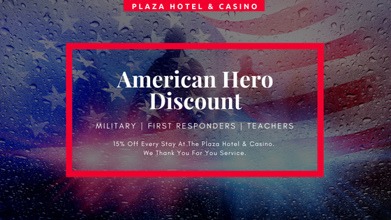 Military First Responder Teacher Discount