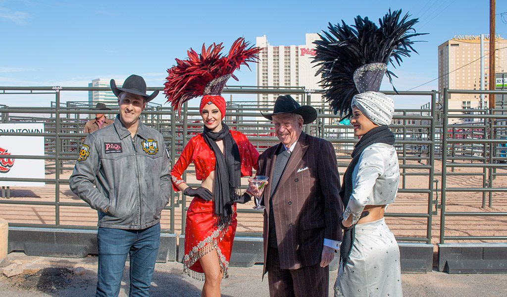 Core Arena Grand Opening with Oscar Goodman