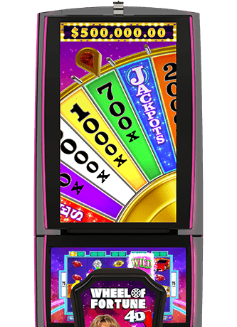 4D Wheel of Fortune