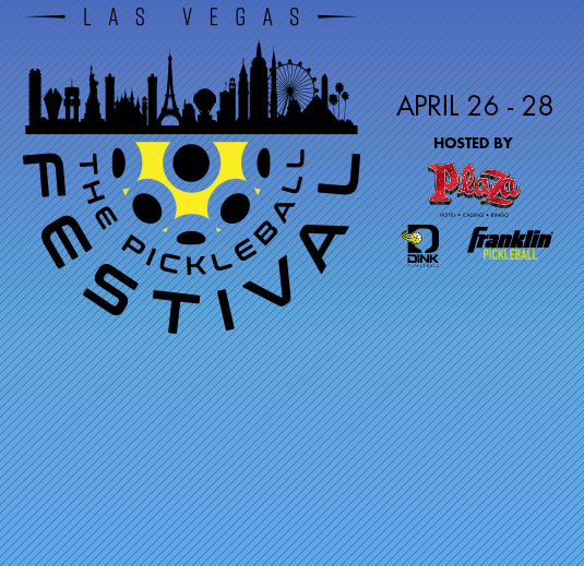 The Pickleball Festival Downtown Vegas Pool