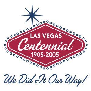 Las Vegas Centennial Logo