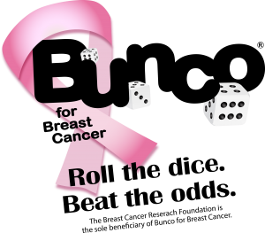 Bunco for Breast Cancer Logo