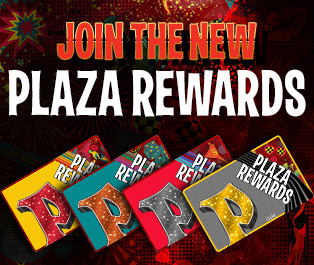 Plaza Rewards Footer