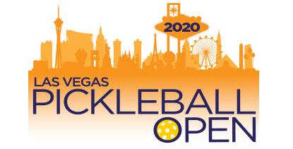 Las Vegas Pickleball Open Logo