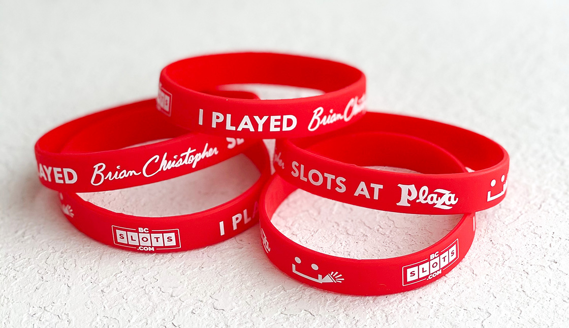 BCSlots Lucky Wristbands