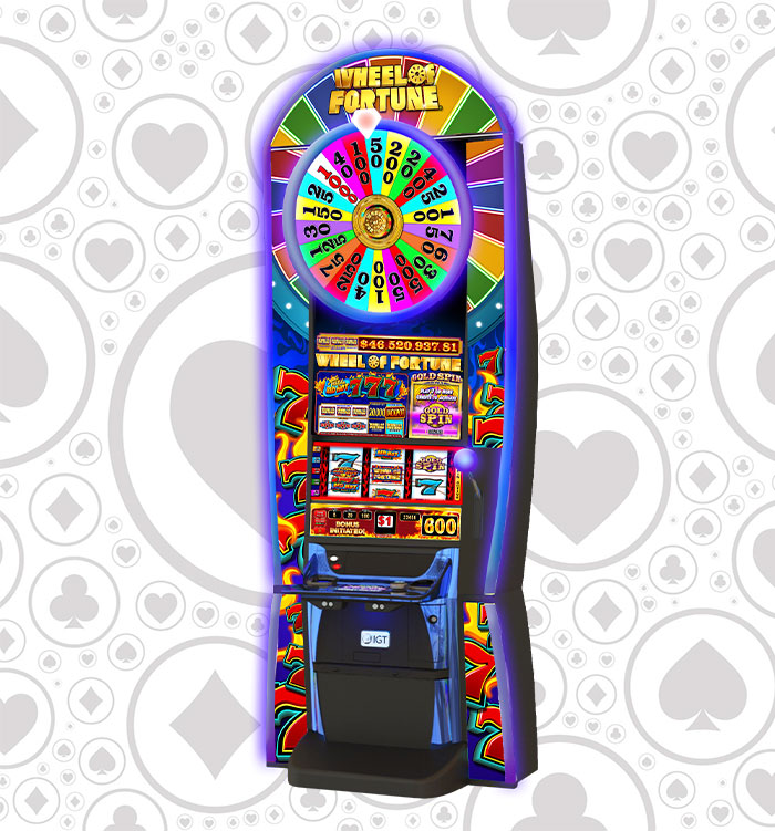 Wheel of Fortune Triple Red Hot 7s Gold Spin