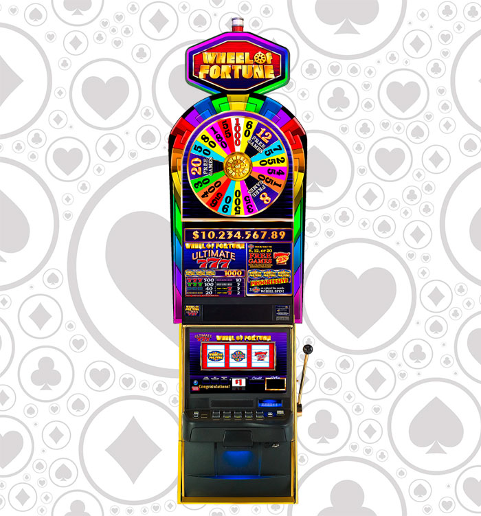 Wheel of Fortune Ultimate 777