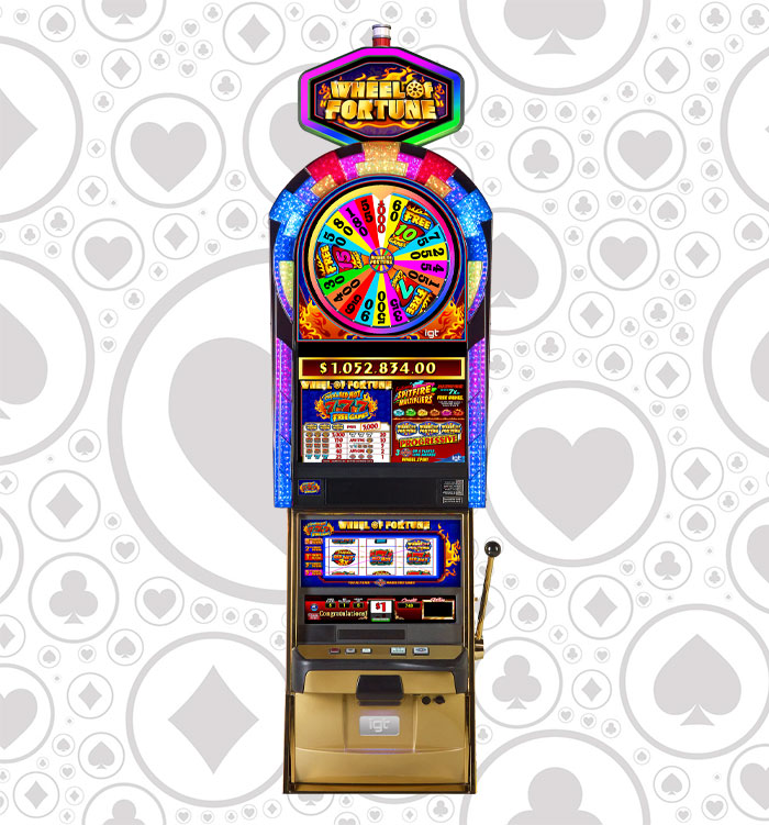 Wheel of Fortune Triple Red Hot Sevens